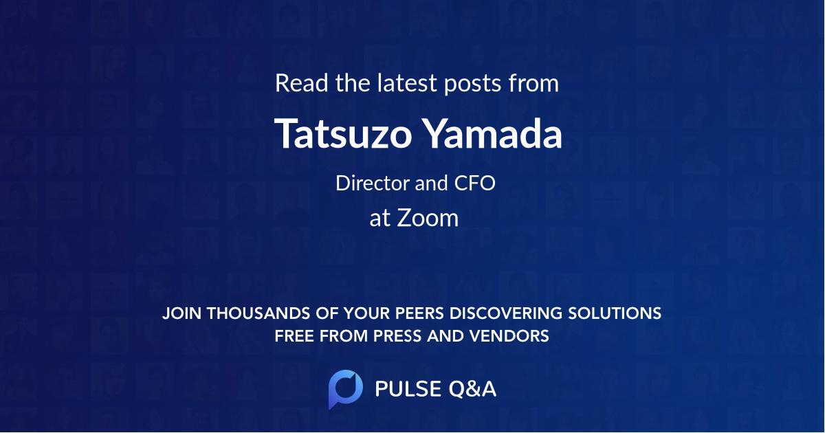 Tatsuzo Yamada