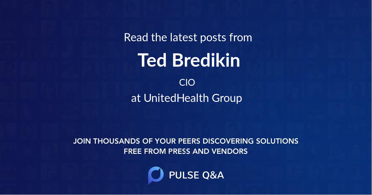 Ted Bredikin