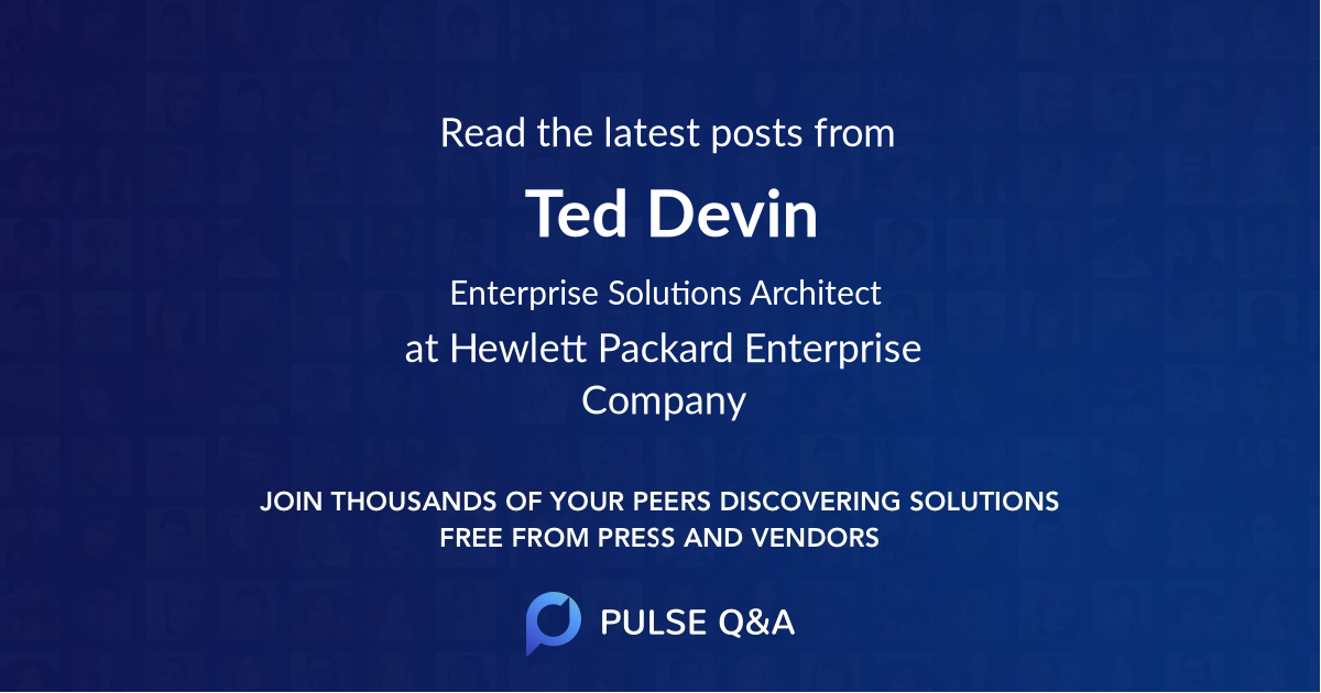 Ted Devin