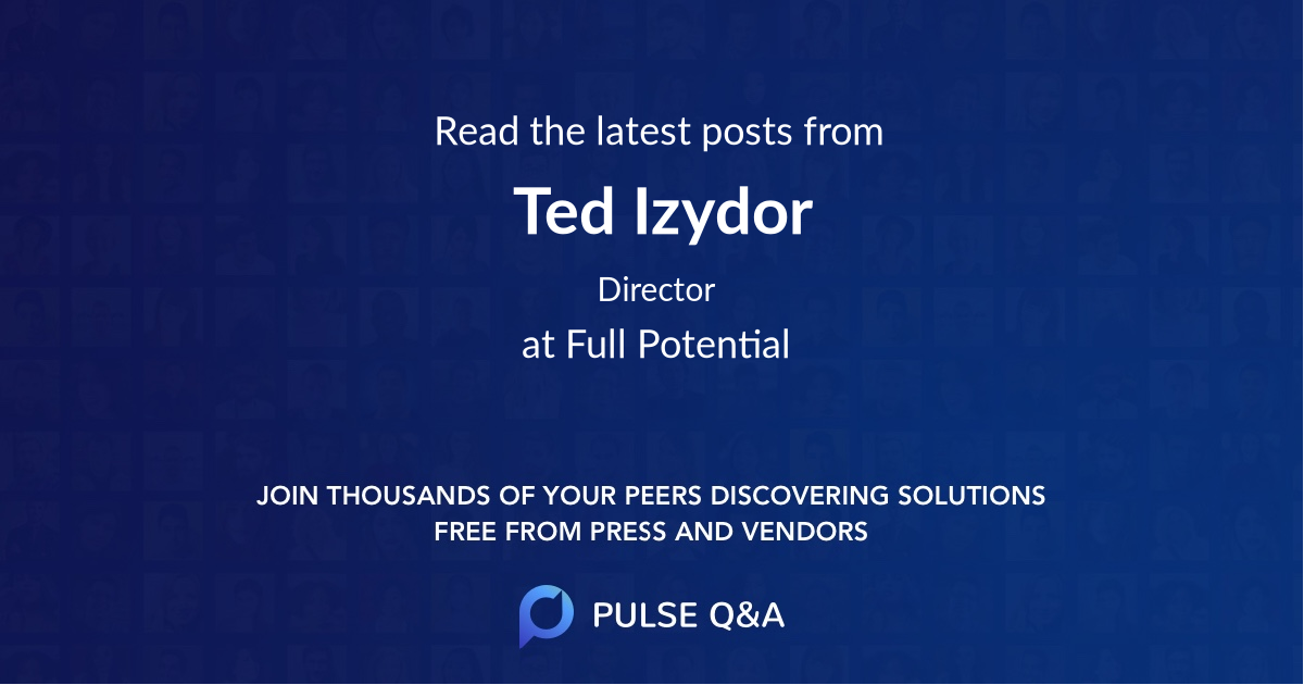 Ted Izydor