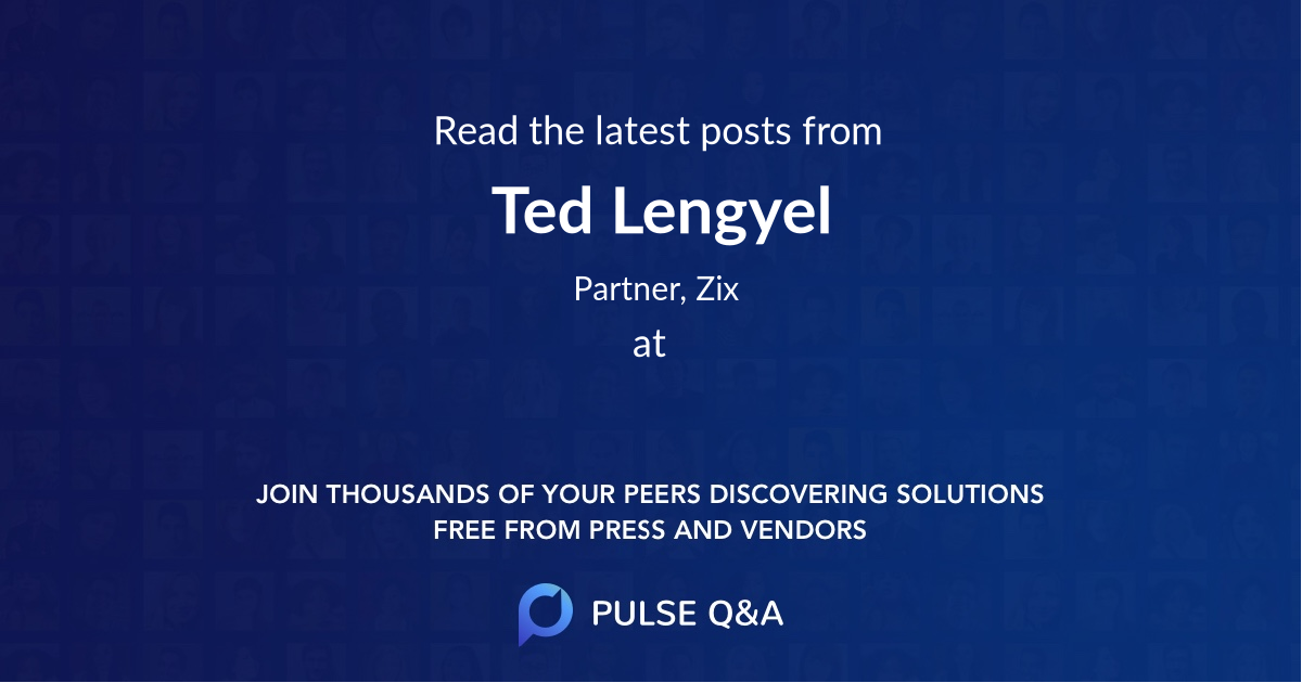 Ted Lengyel