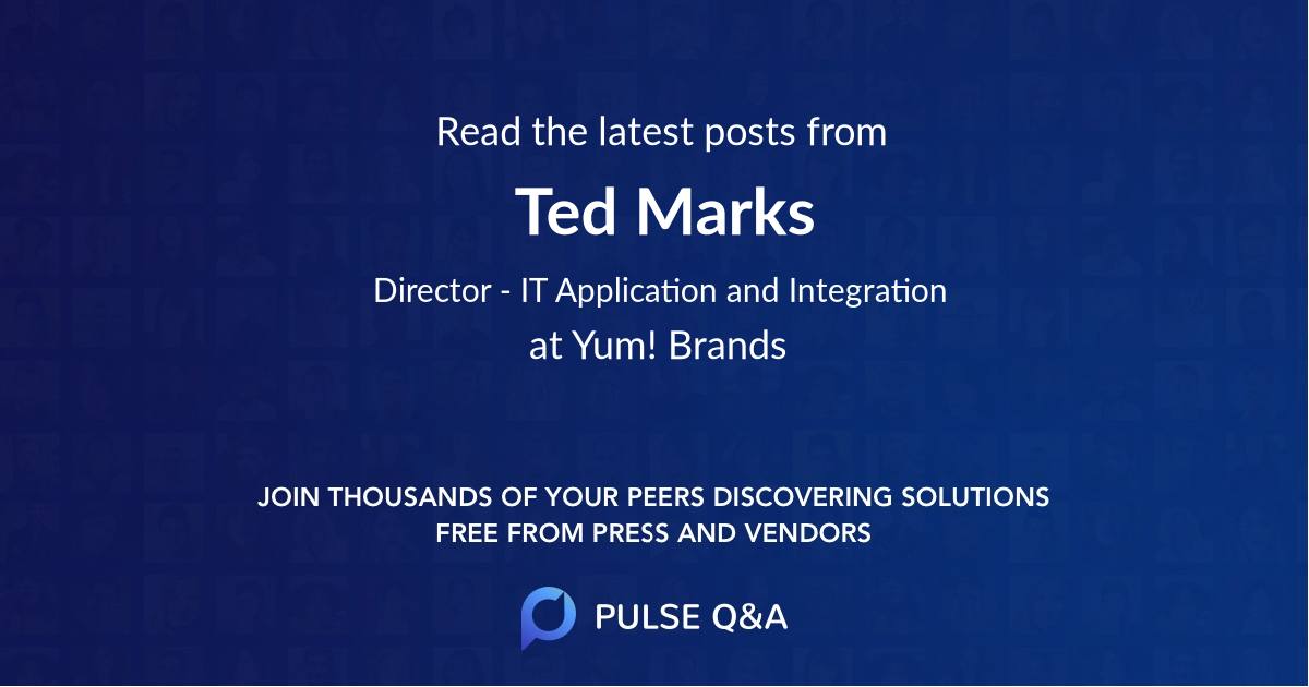 Ted Marks