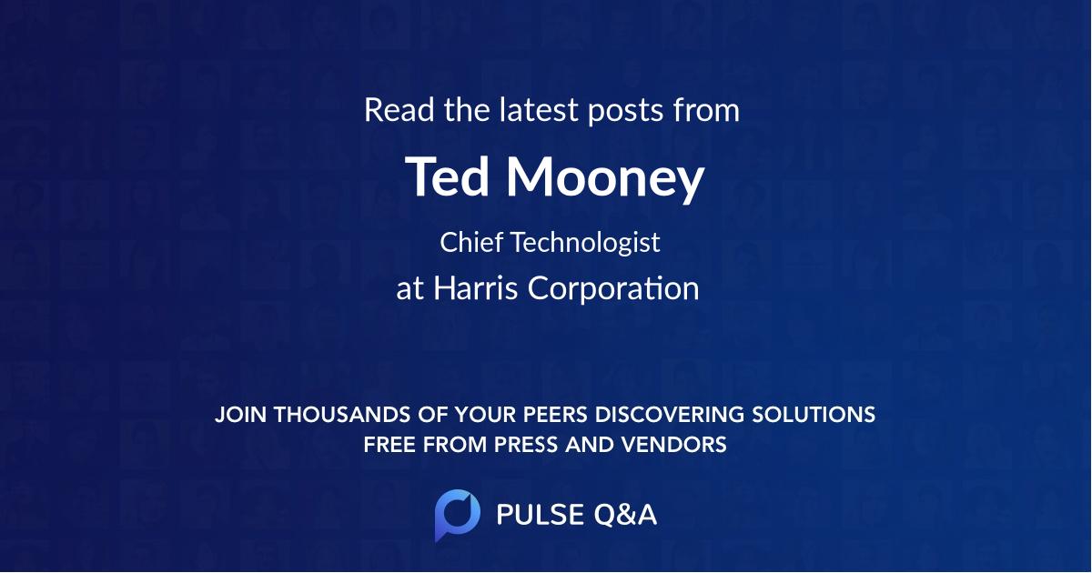 Ted Mooney