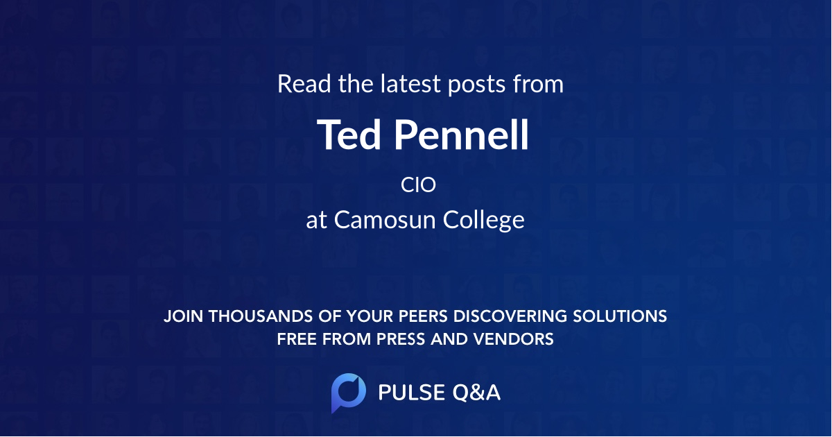 Ted Pennell