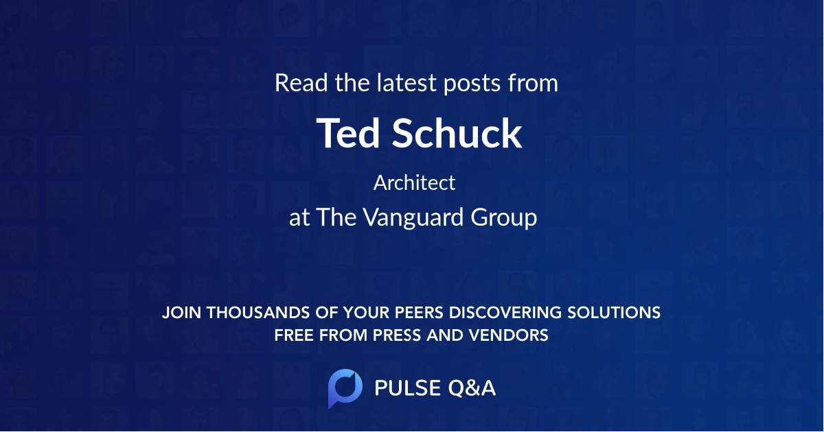 Ted Schuck
