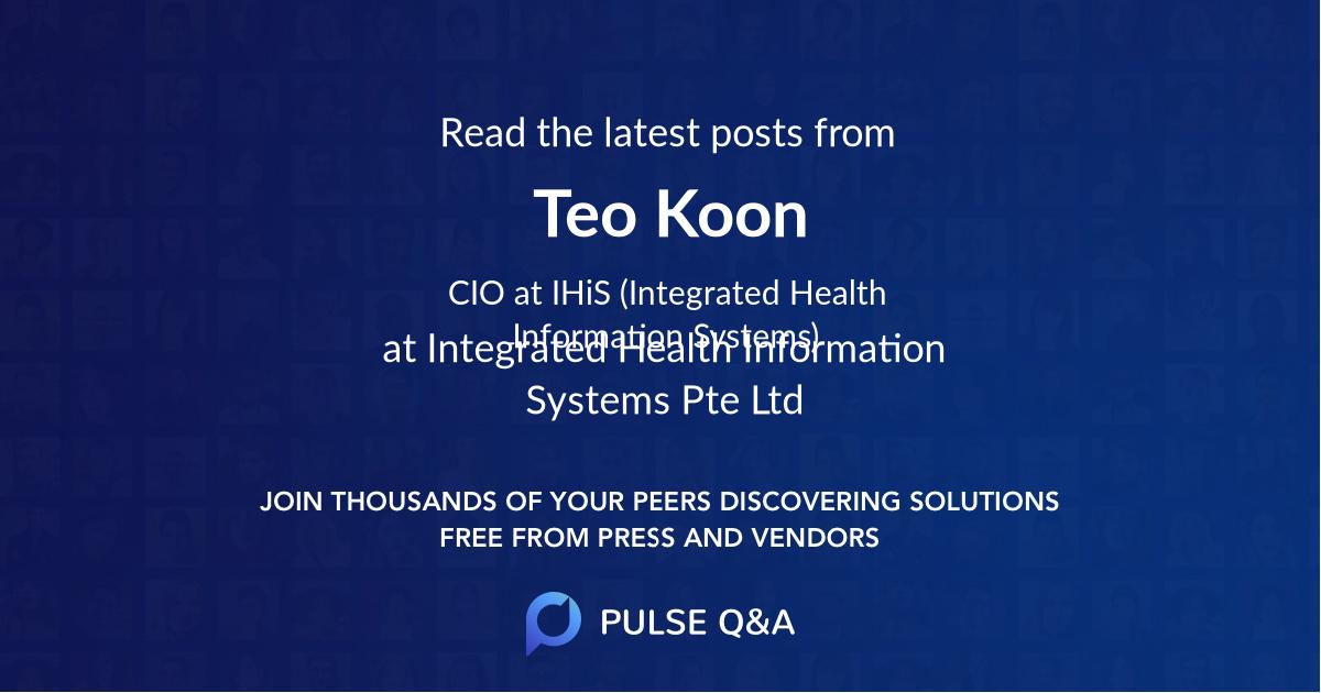 Teo Koon
