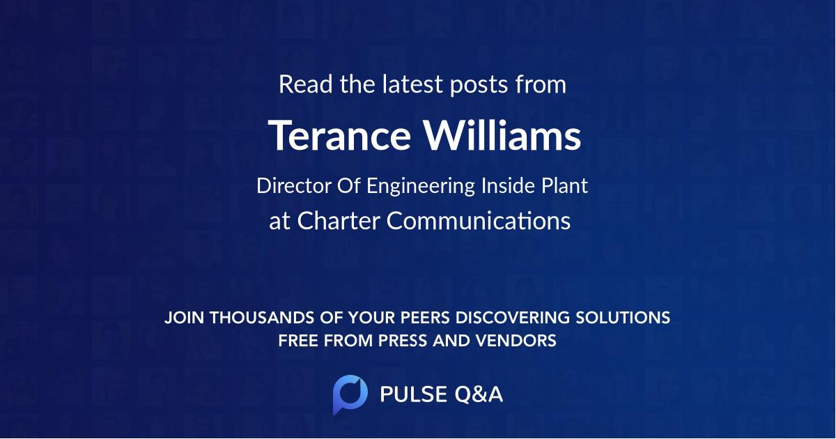 Terance Williams