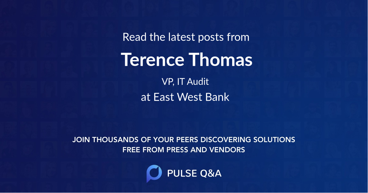 Terence Thomas