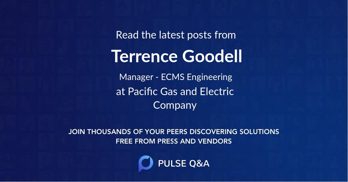 Terrence Goodell
