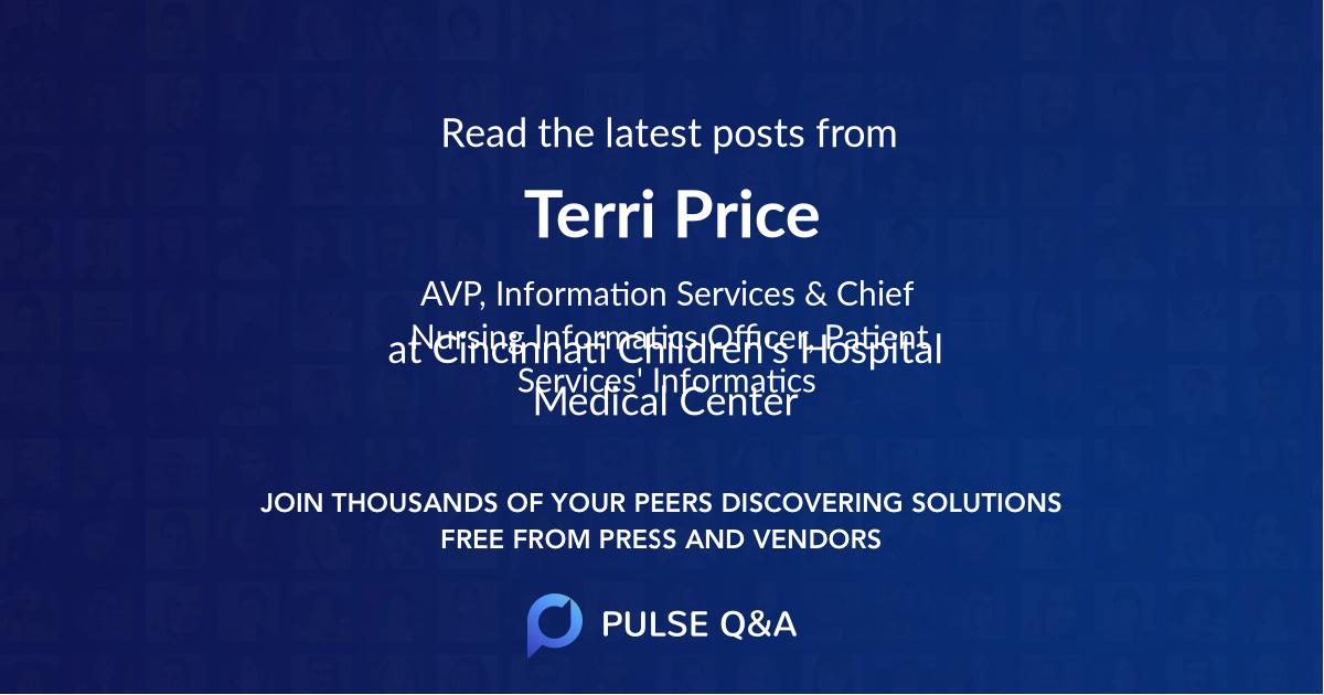 Terri Price