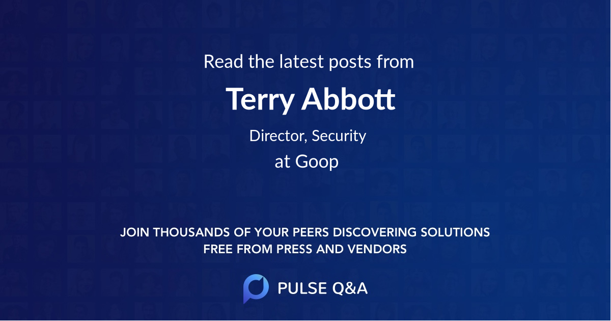 Terry Abbott