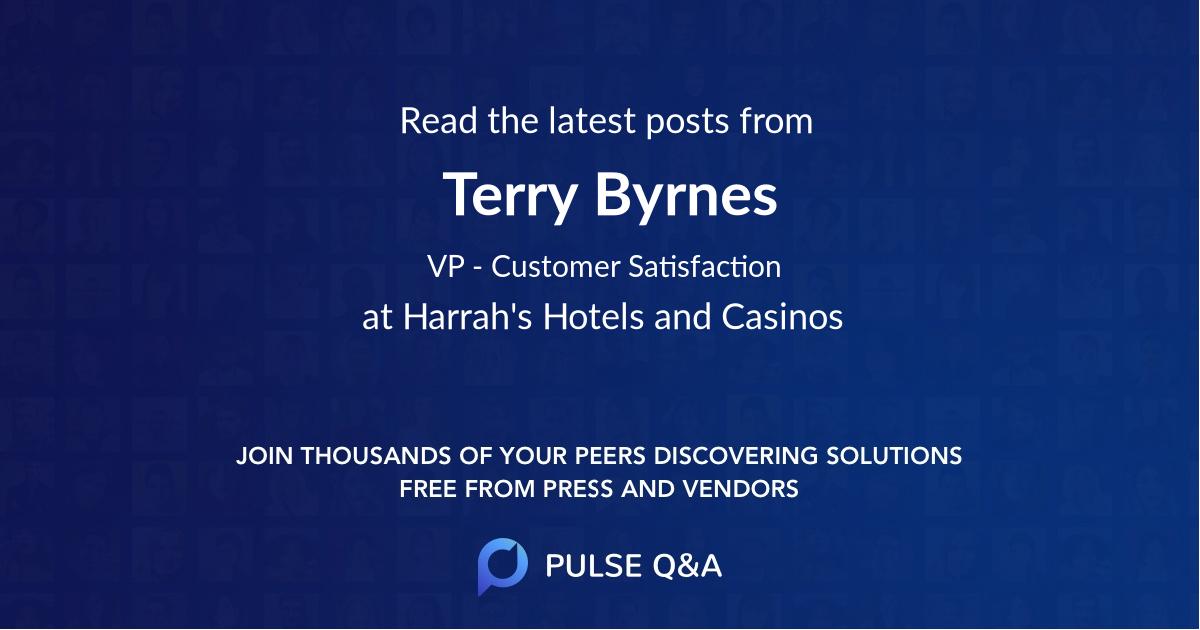 Terry Byrnes