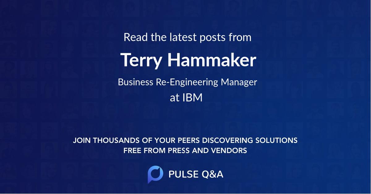 Terry Hammaker