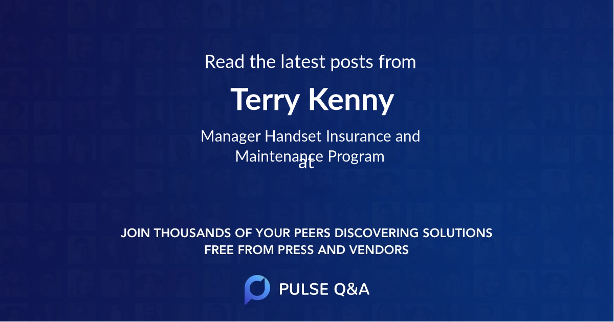 Terry Kenny