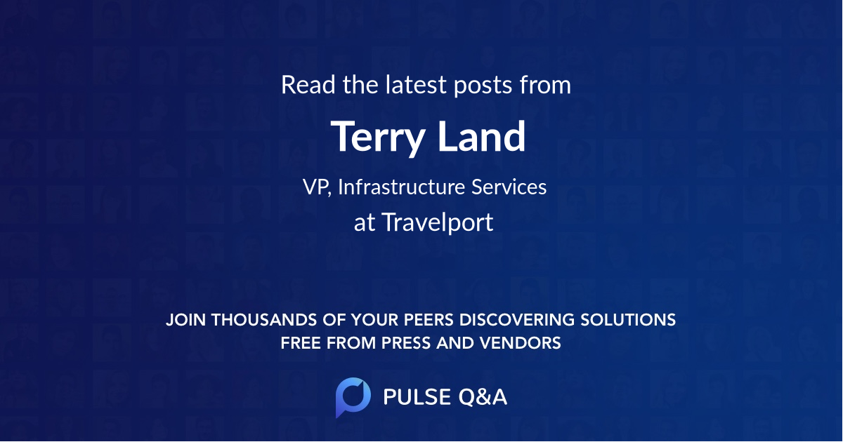 Terry Land