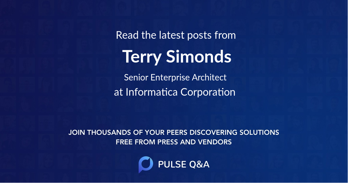 Terry Simonds