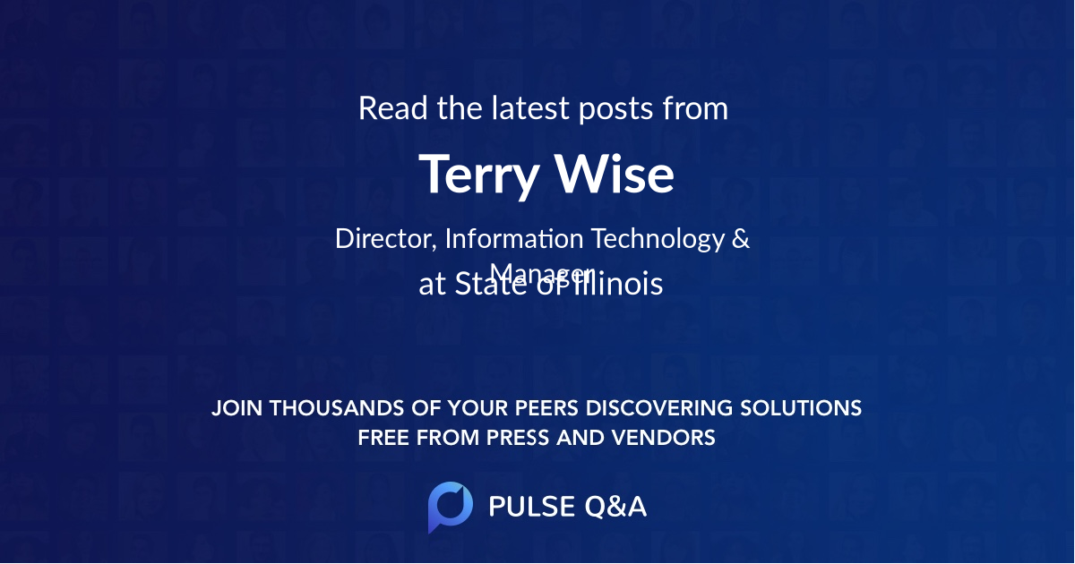 Terry Wise