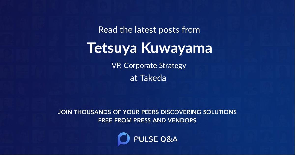Tetsuya Kuwayama