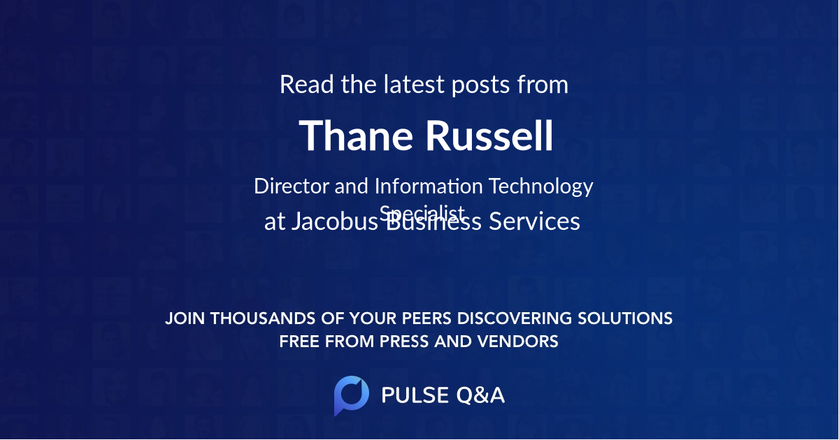 Thane Russell