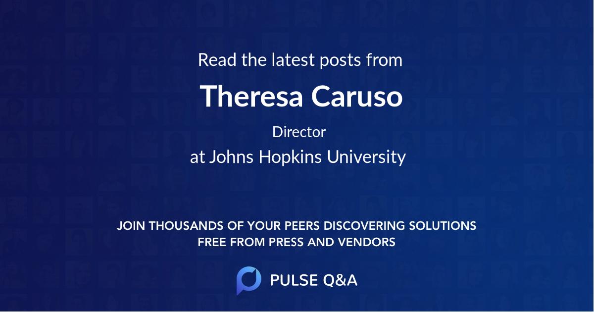 Theresa Caruso