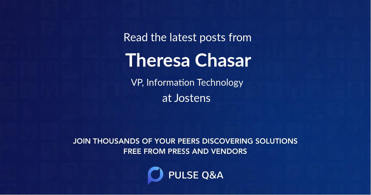 Theresa Chasar