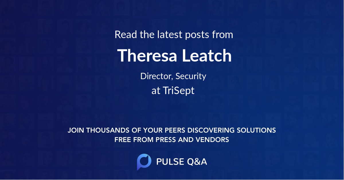 Theresa Leatch