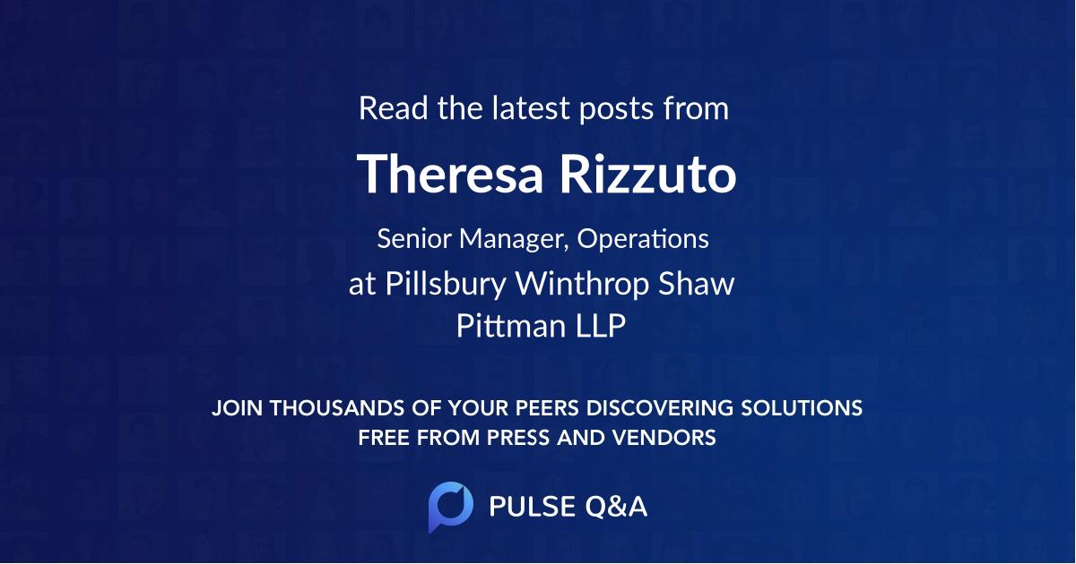 Theresa Rizzuto