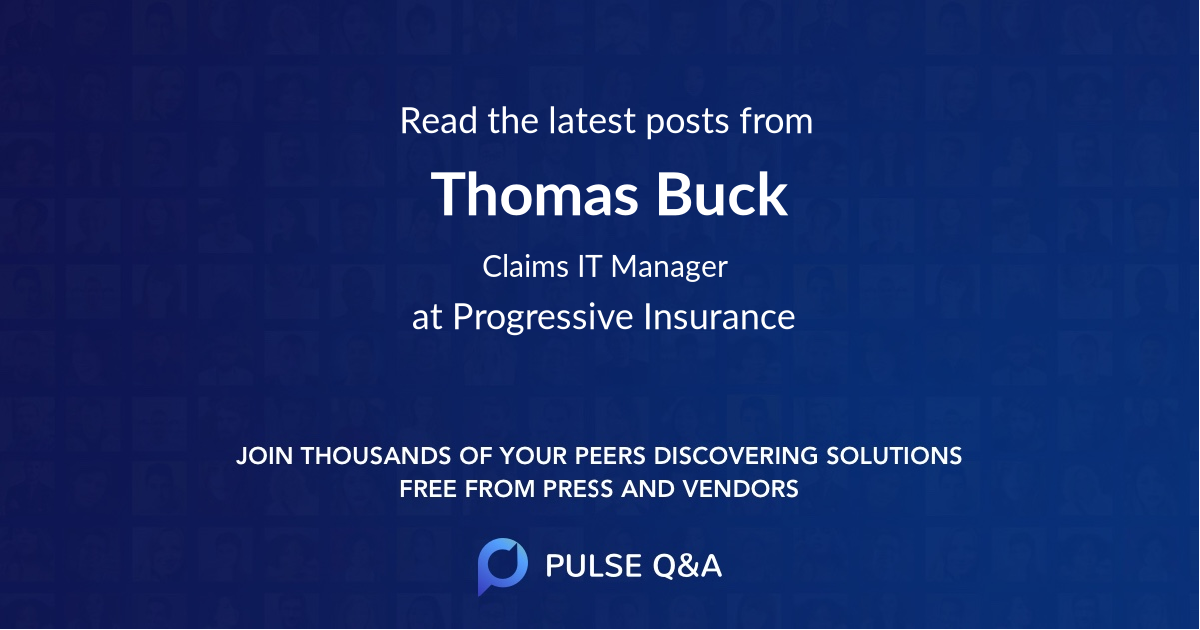 Thomas Buck