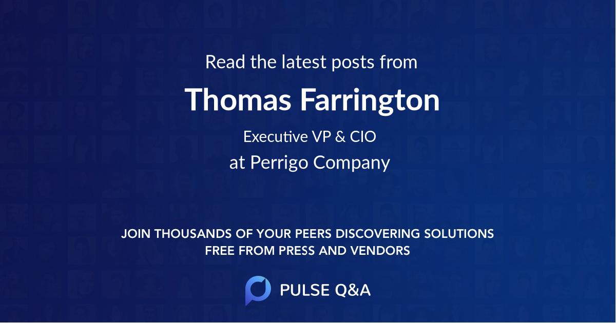 Thomas Farrington