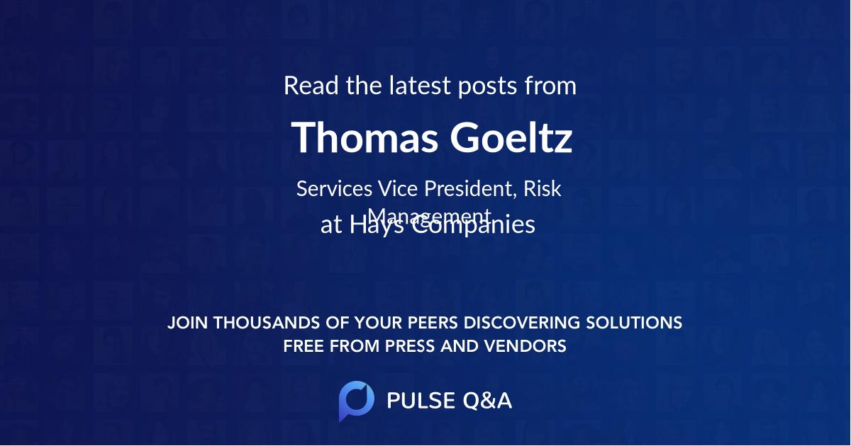 Thomas Goeltz