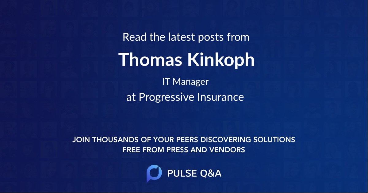 Thomas Kinkoph