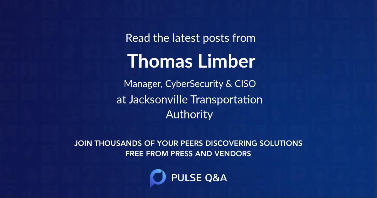 Thomas Limber