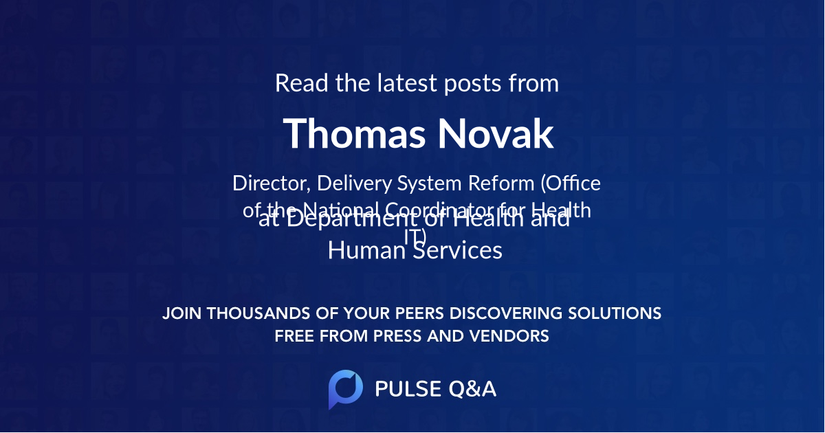 Thomas Novak