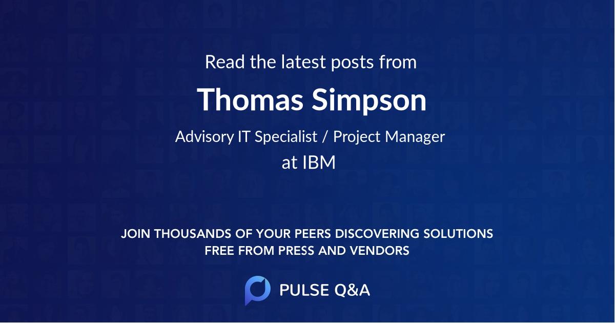 Thomas Simpson