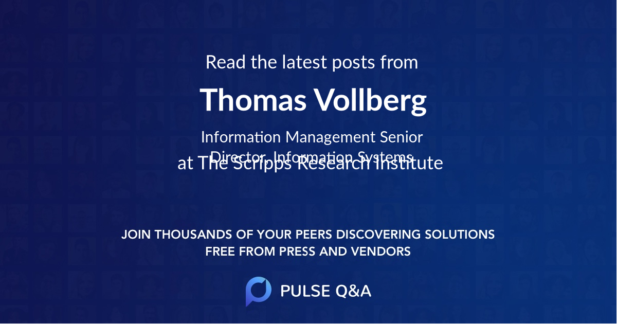 Thomas Vollberg
