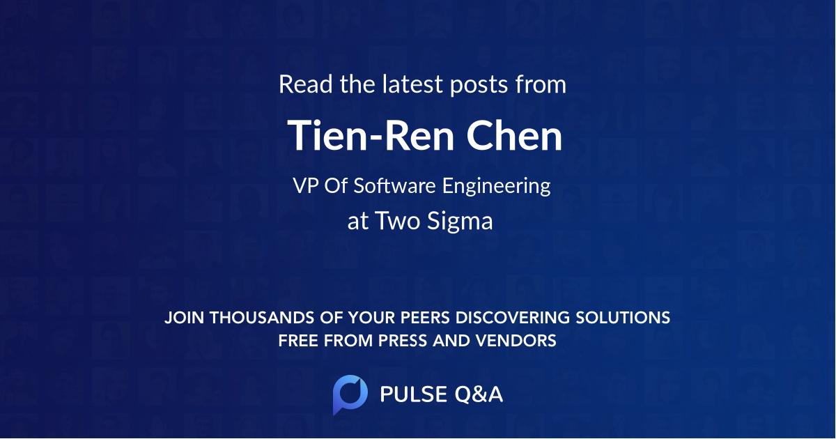 Tien-Ren Chen