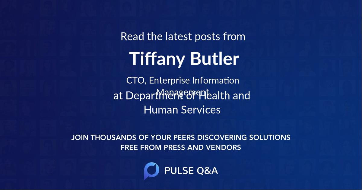 Tiffany Butler