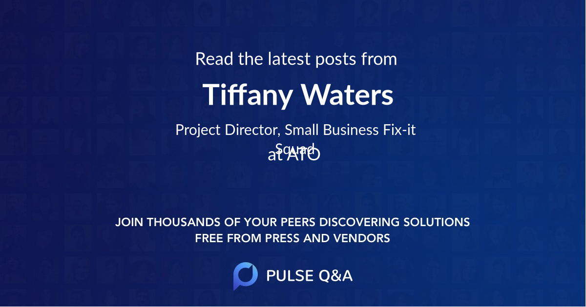 Tiffany Waters
