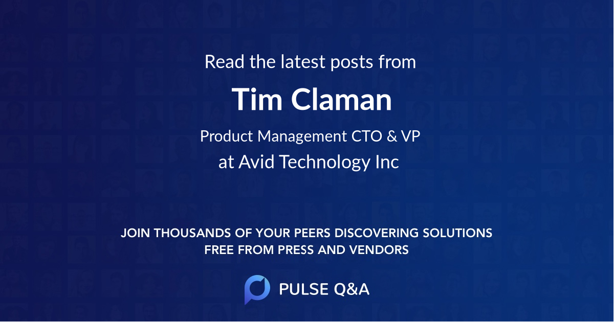Tim Claman