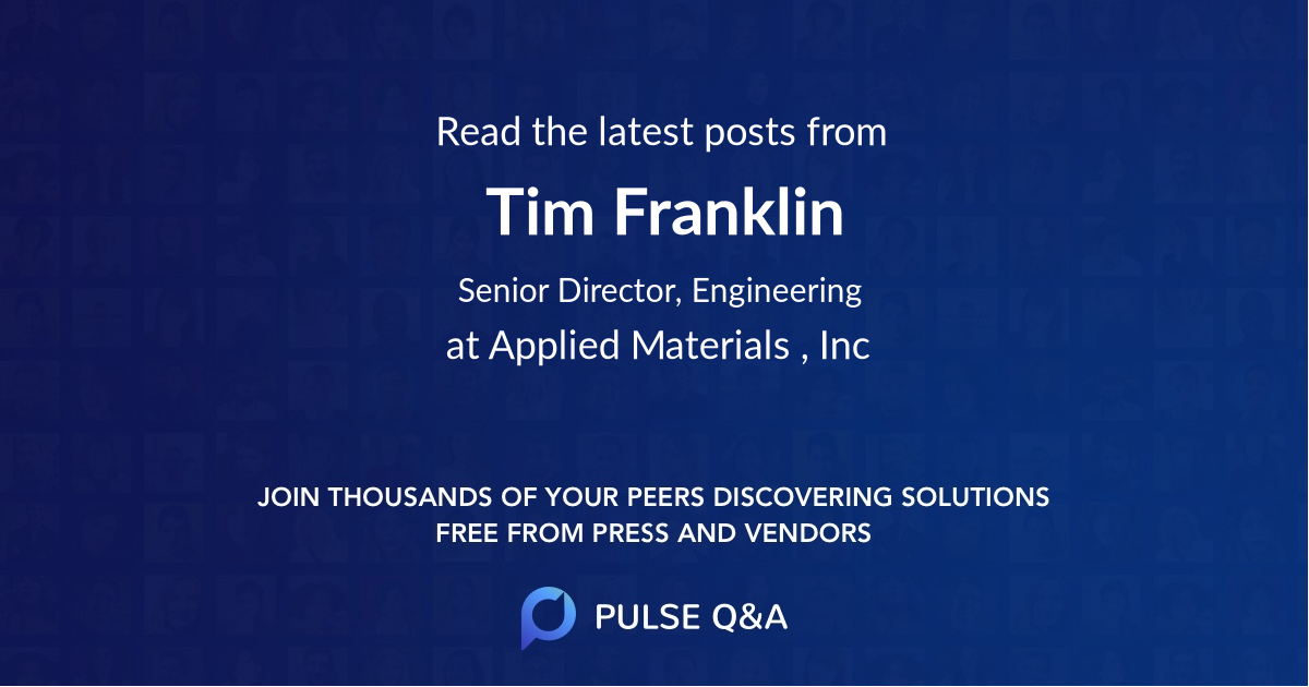 Tim Franklin