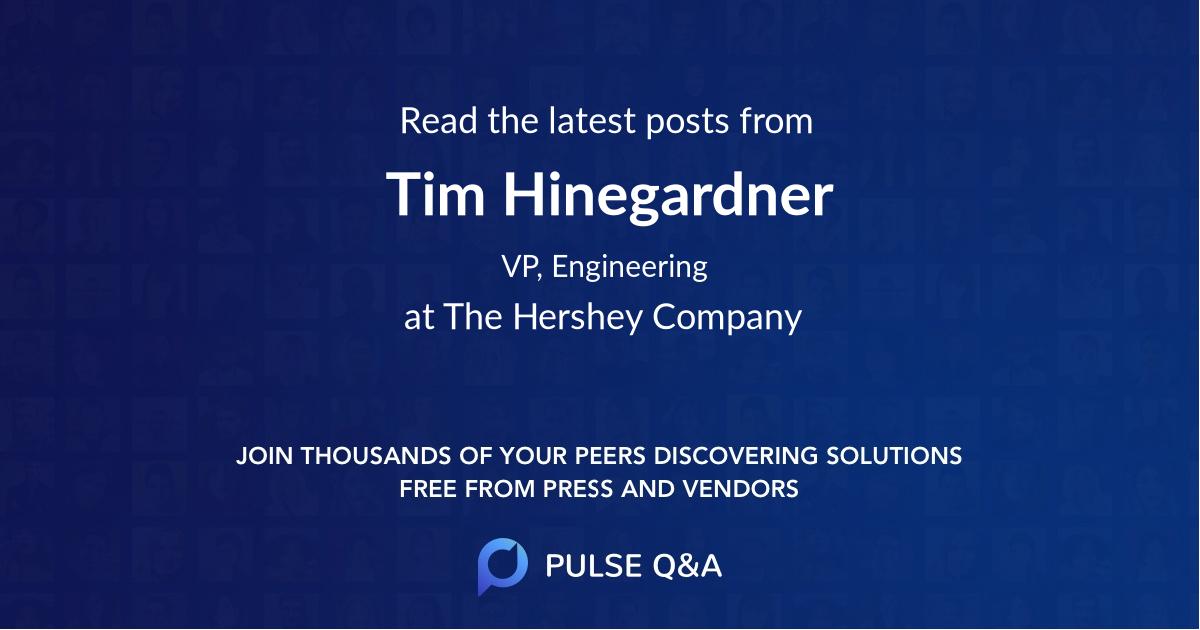 Tim Hinegardner
