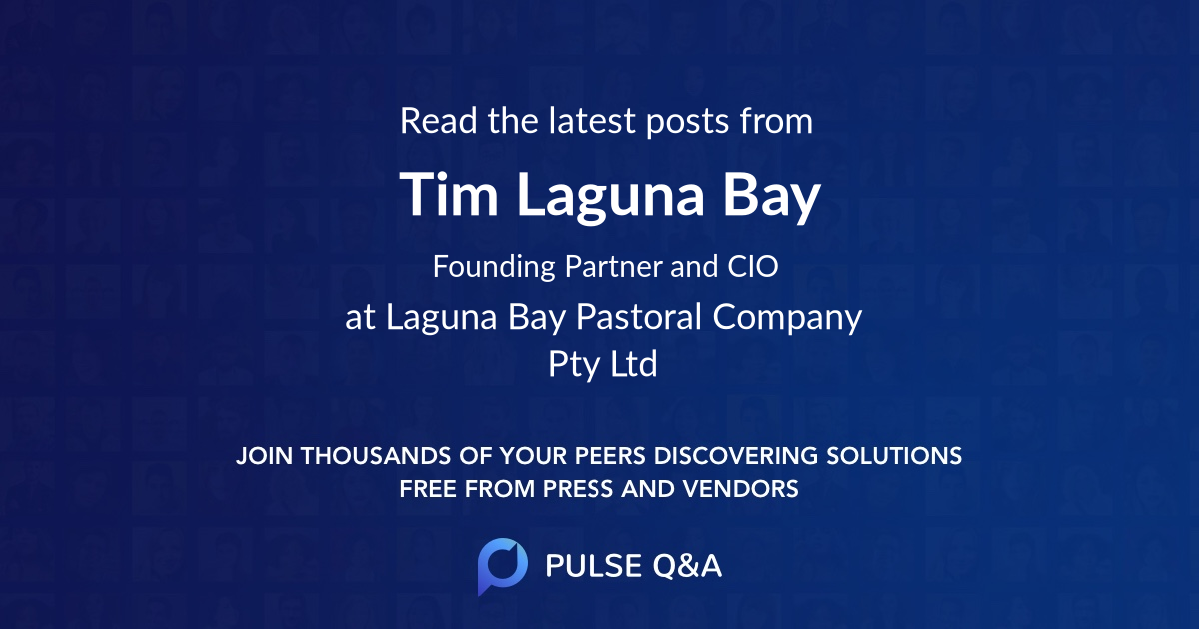 Tim Laguna Bay