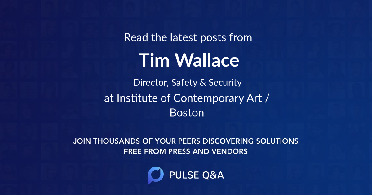 Tim Wallace