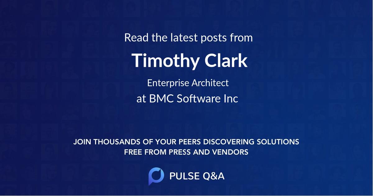 Timothy Clark