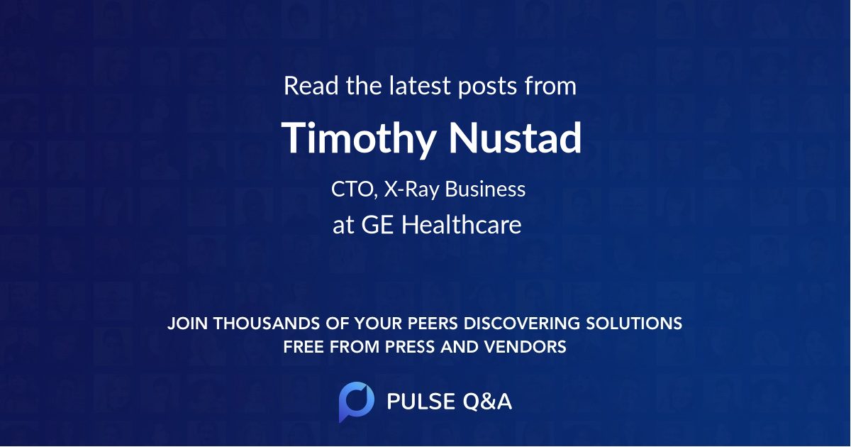 Timothy Nustad