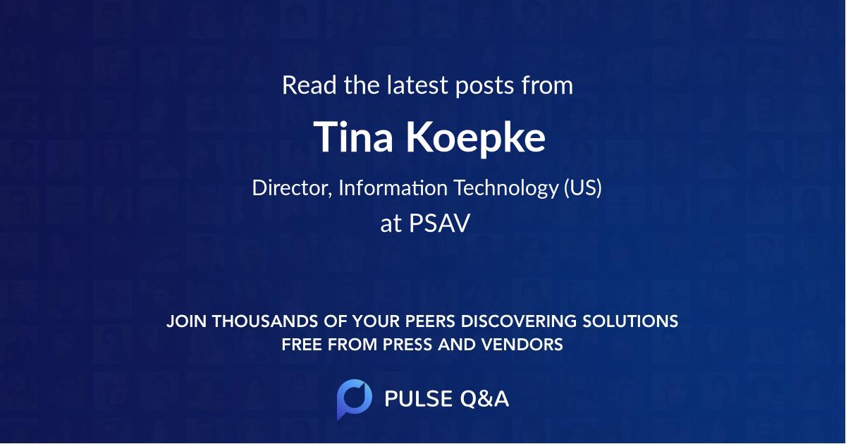 Tina Koepke
