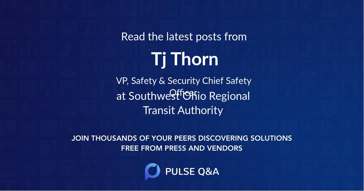 Tj Thorn
