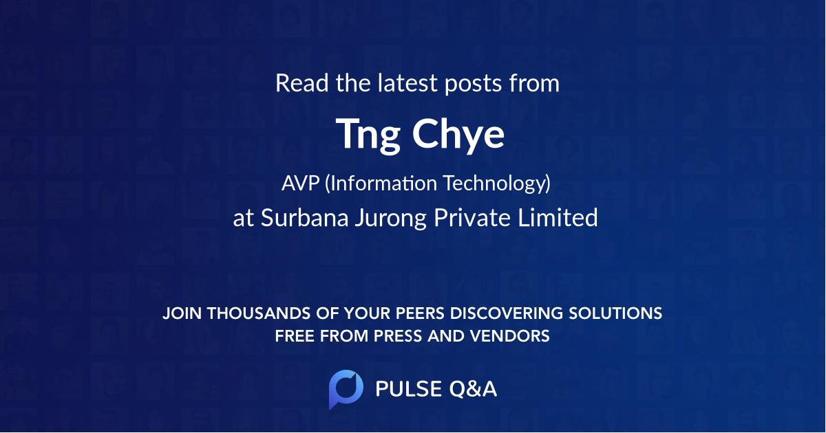 Tng Chye