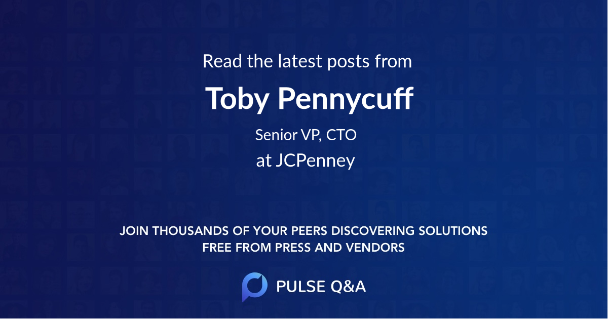 Toby Pennycuff