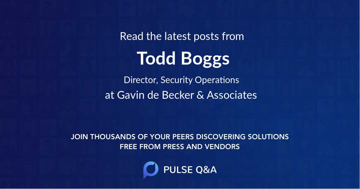Todd Boggs